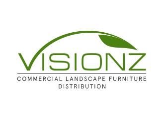 Visionz logo design