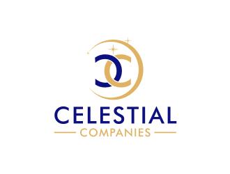 Celestial Companies logo design by johana