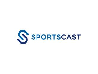 SportsCast logo design by Creativeminds