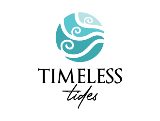 Timeless Tides logo design by JessicaLopes