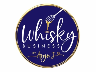 Whisky Business logo design