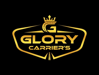 GLORY CARRIER'S LLC Logo Design