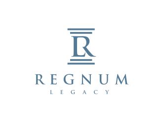Regnum Legacy logo design