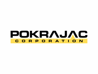 Pokrajac Corporation logo design