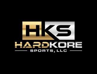 HardKore Sports, LLC logo design