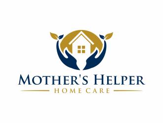 Mothers Helper Home Care logo design