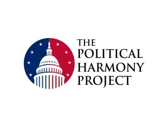 Political Harmony Project logo design