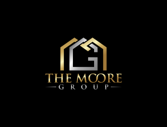 The Moore Group logo design
