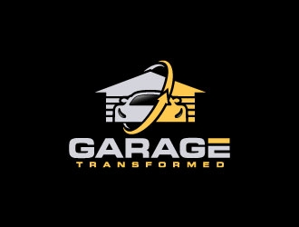 Garage Transformed logo design