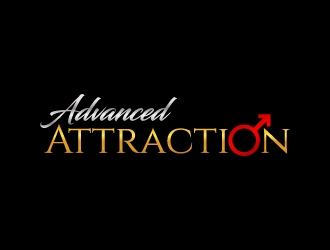 AdvancedAttraction logo design