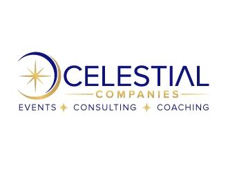 Celestial Companies logo design by jaize