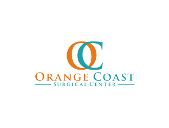 Orange Coast Surgical Center logo design