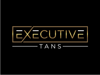 Executive Tans logo design