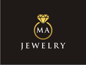 MA  logo design