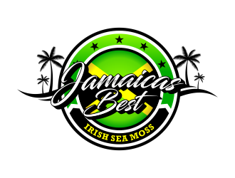 Jamaicas Best Irish Sea Moss logo design winner