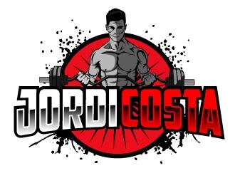 Jordi Costa logo design by AamirKhan