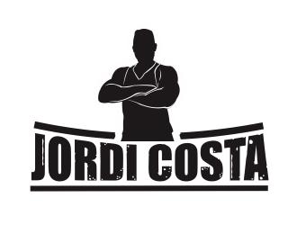 Jordi Costa logo design by dasam