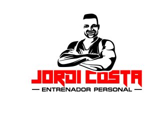 Jordi Costa logo design by kopipanas