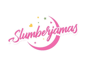 Slumberjamas logo design