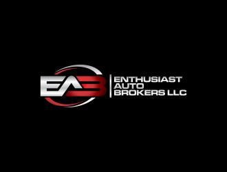 Enthusiast Auto Brokers LLC logo design