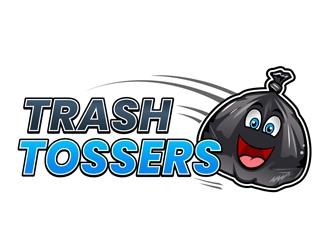 Trash Tossers logo design
