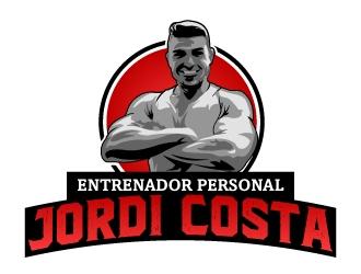 Jordi Costa logo design