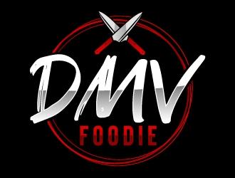 DMV Foodie logo design