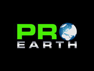 Pro Earth  logo design