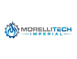 MORELLITECH IMPERIAL logo design