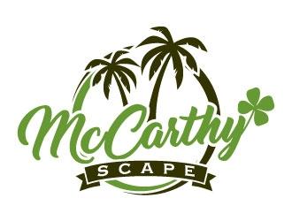 McCarthyScape logo design