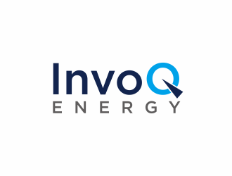 InvoQ Energy logo design