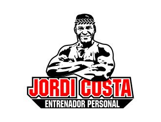 Jordi Costa logo design by monster96