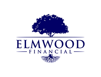 Elmwood Financial  logo design