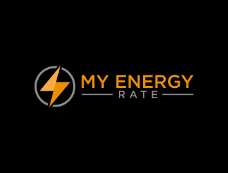 My Energy Rate logo design
