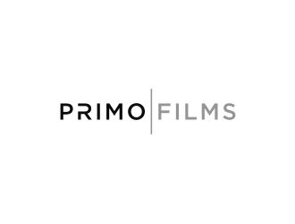 Primo Films logo design