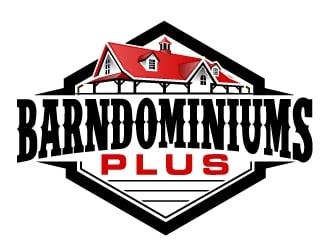 Barndominiums Plus logo design