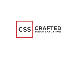 Crafted Surface and Stone logo design winner