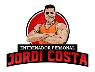 Jordi Costa logo design by fries
