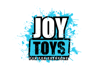 JoyToys logo design