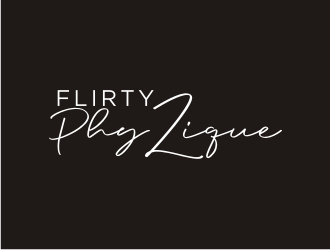 Flirty PhyZique logo design