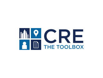 CRE Toolbox logo design
