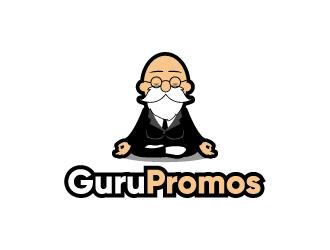 Guru Promos logo design