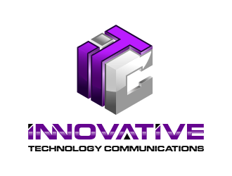 Innovative Technology Communications logo design winner
