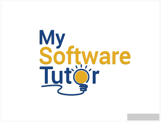 My Software Tutor logo design