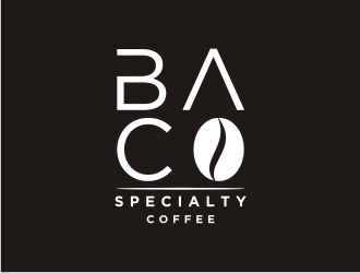 BA.CO Specialty Coffee logo design
