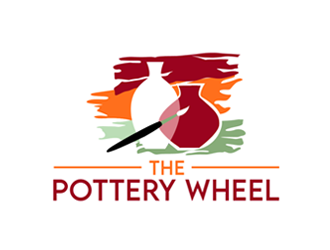 The Pottery Wheel logo design