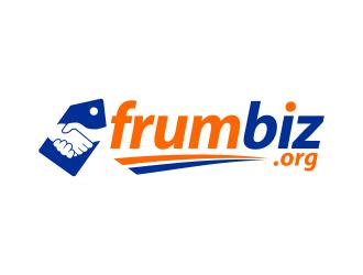 Frum Biz  -  frumbiz.org logo design
