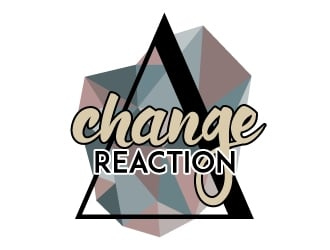 Change Reaction logo design
