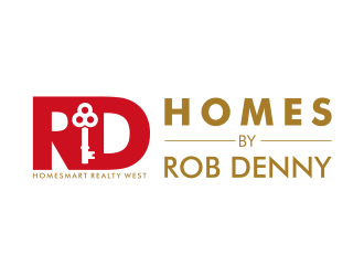 HomeSmart Realty West logo design