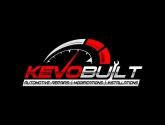 KevoBuilt logo design